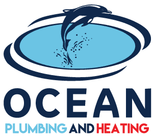 Ocean Plumbing and Heating Logo